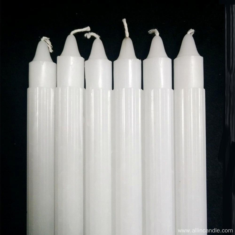60g off white fluted candle to Johannesburg