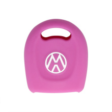 Hot sale for Supply Volkswagen Silicone Key Cover, VW Silicone Key Fob Cover, VW Silicone Key Case from China Manufacturer Remote blank car key shell for Volkswagen export to Russian Federation Exporter