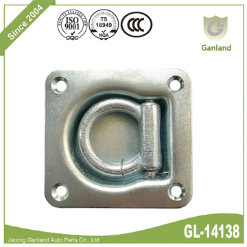 Recessed Flush Fit Lashing Ring Tie-Down Anchor Ring