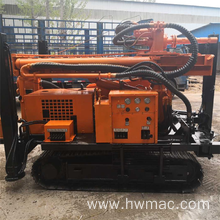 Fast delivery for for Hydraulic Bore Pile Rock Drilling Machine Borehole Core Water Well Drilling Machine Price supply to Belize Suppliers