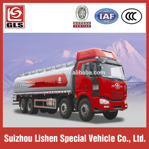 FAW 30000L Oil Delivery Fuel Tanker Truck
