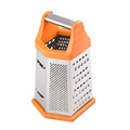 Multi-Purpose Stainless Steel Vegetable/Fruit Grater with Container