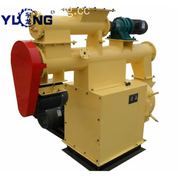 YULONG HKJ250 poultry feed production machine