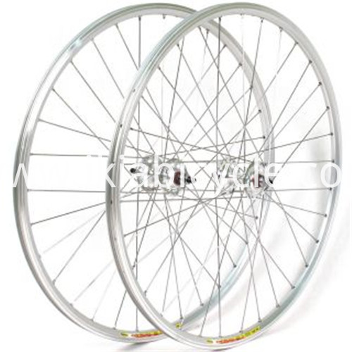 Colorful Bike Alloy Wheel Rims