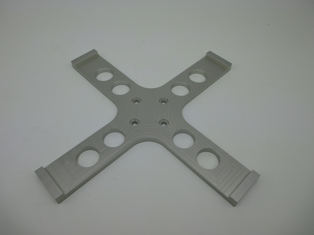 A6063 Milling Spare Parts