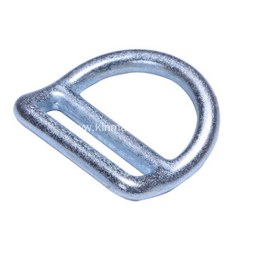 D Ring Belt Buckle For Tie Down Strap