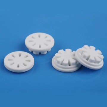 I-Aluminum ye-Alumina Ceramic Disc for High Diverter Valve