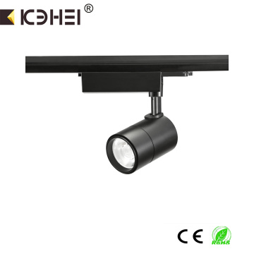 15W LED COB track light AC110V 2phase 3000K