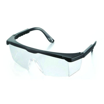 CE Protective Safety Safety Glasses with Adjustable Temple