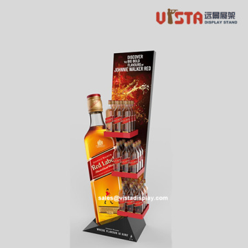 Promotional Personalized Wooden Wine Displays Rack