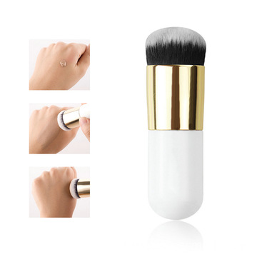 Single Foundation Brush Flat Cream Makeup Brushes