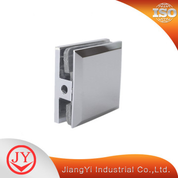 Stainless Steel Glass to Wall U-Clamp