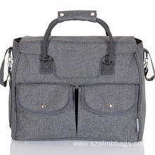 OEM manufacturer custom for Sling Diaper Bags Hot Selling Travel Pockets Tote Diaper Bag export to Liechtenstein Factory