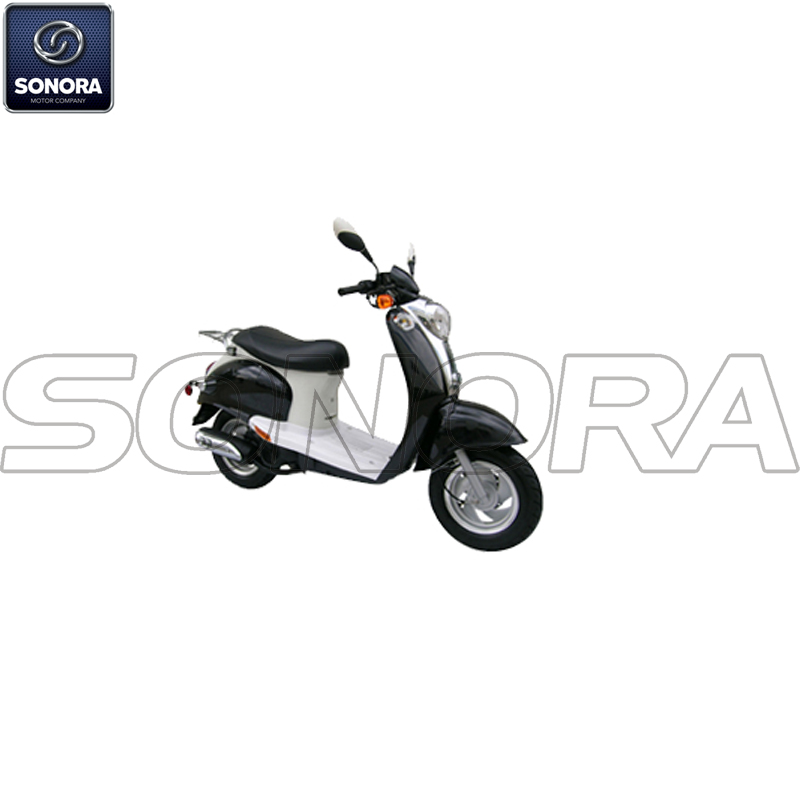 Benzhou YY50QT-15A Complete Scooter Spare Parts Original Quality