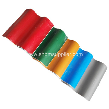 Typhoon Proof Fiber Glass MgO Roofing Tiles