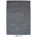 Microfiber Rugs With Design And Loop