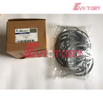 DOOSAN excavator engine piston D2366T piston ring