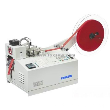 Automatic Woven Tape Cutter Machine