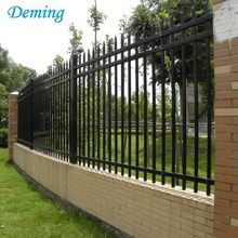 Decorative Wrought Iron Forged Steel Fence Accessories