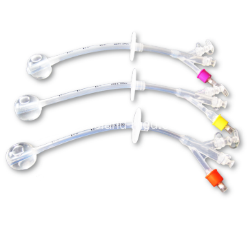 Disposable Medical Grade Silicone Gastrostomy Feeding Tubes