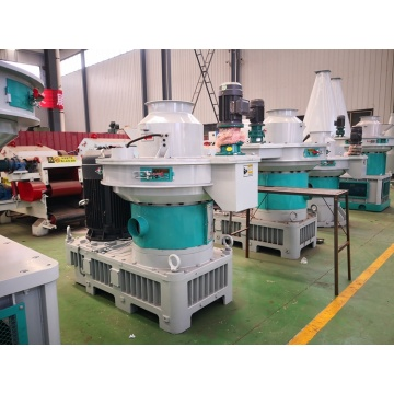 160KW Ring Die Biomass Pellet Machine