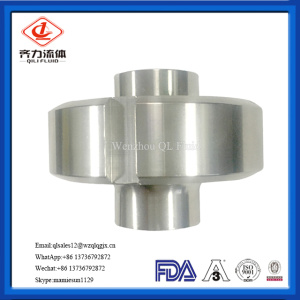 Stainless Steel Hygienic Fitting Complete SMS Union