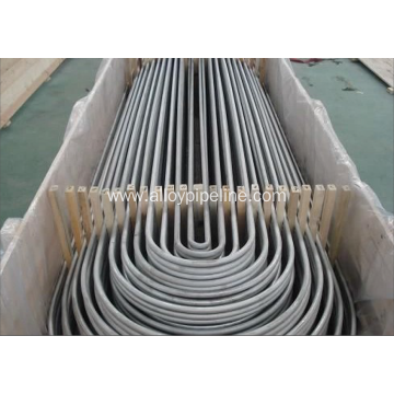 16SWG S31803 2205 U Tube For Oil Refinery