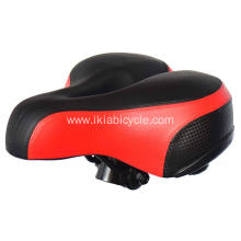 Wider Thicker Soft Bike Saddle Seat