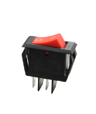 rocker switch KR2-2