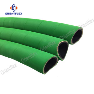 "6"" 150psi flexible industry water discharge rubber hose"