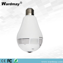 2.0MP 360° Panoramic Wireless Wifi Bulb IP Camera