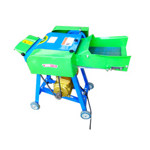 Factory Price for Electric Chaff Cutter Rice Straw Cutting Machine Crop Cutter export to Switzerland Exporter