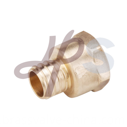 Brass Pex Male Coupling H871