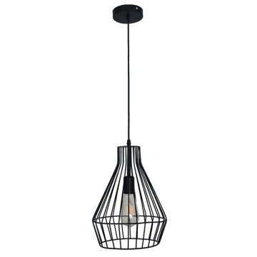 Black Modern Design Pendant Lamp For Hotel/Restaurant