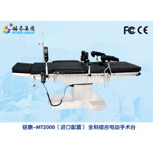 Best Price for Electric Comprehensive Operating Table Medical device operation table export to Peru Importers