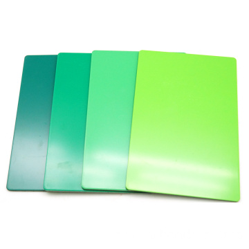 Factory High Quality aluminum composite panel price