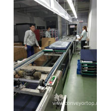 Reliable for Speed Chain Conveyor Systems LED TV Assembly Line with Aging Line supply to Italy Manufacturers