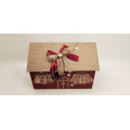 Wholesale House Shape Decorative Paper Gift Box