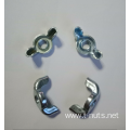 Steel Zinc Plating Locking Wing Nuts