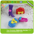 high heels Eraser funny design for stationery