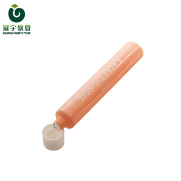 10ml cosmetic plastic tube for body oil packaging