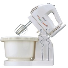Electric Stand Food Mixer with 2.5L bowl for food prepare