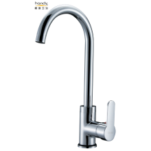 Sink Faucet Brass Taps Water Kitchen Mixer