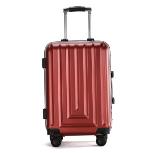 20''PC hard shell luggage travel suitcase