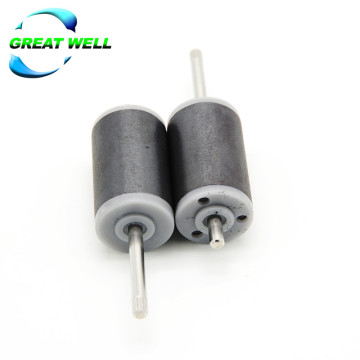 19X20 Injection Molded Ferrite Magnet Rotor with Shaft
