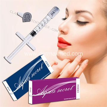 Wholesale Price for Supply Dermal Filler, Skin Fillers, Lip Fillers from China Manufacturer CE Certification HA Dermal Filler for Chin export to Barbados Exporter