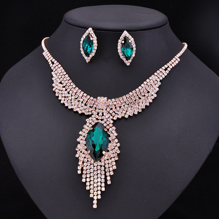 Wedding jewelry set