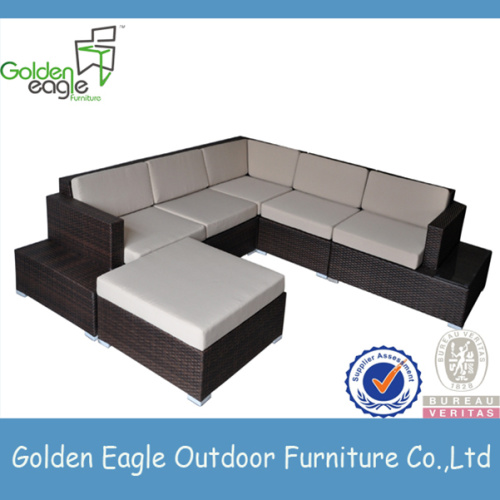Hotel Project Outdoor Garden Lounge Sofa Set