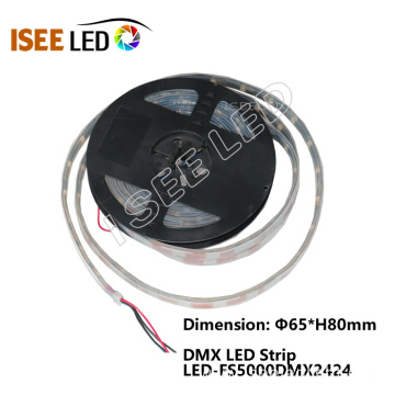 DMX512 RGB Led Strip Light for Club Lighting