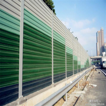 Acoustic Sound Barrier Wall Panels
